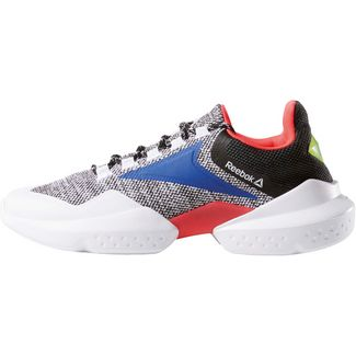 Reebok Split Fuel Sneaker Herren white-black-dark ryl