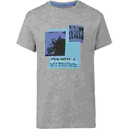 O'NEILL T-Shirt Kinder silver melee