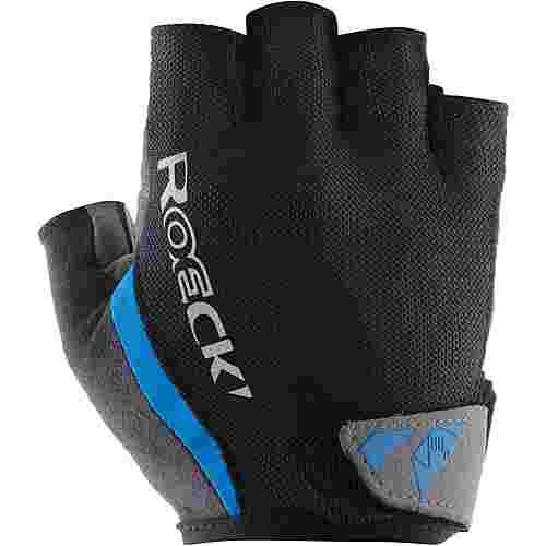 Roeckl Ilio Fahrradhandschuhe black-blue