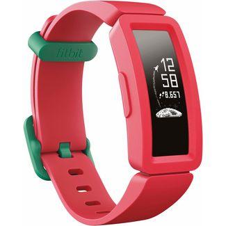 FitBit Ace 2 Fitness Tracker Kinder wassermelone-türkis