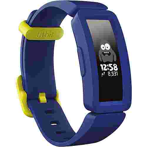 FitBit Ace 2 Fitness Tracker Kinder nachthimmel-neongelb