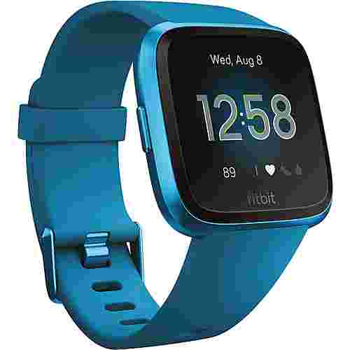 FitBit Versa Lite Smartwatch ozeanblau