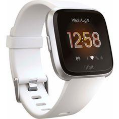 FitBit Versa Lite Smartwatch weiß