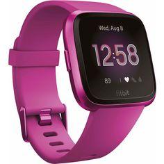 FitBit Versa Lite Smartwatch magenta