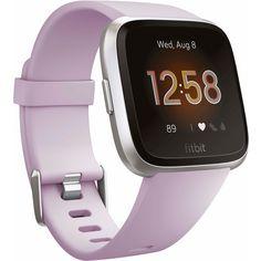 FitBit Versa Lite Smartwatch zartlila