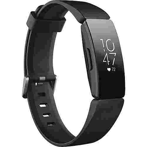 FitBit Inspire HR Fitness Tracker schwarz