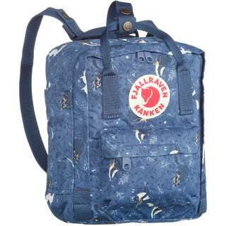 FJÄLLRÄVEN Rucksack Kånken Art Mini Daypack blue fable