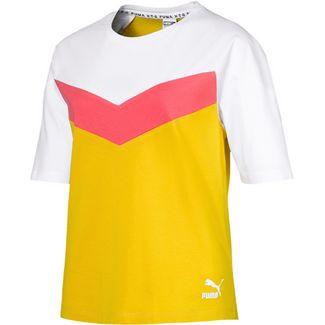 Kleidung für Damen von PUMA in gelb im Online Shop von