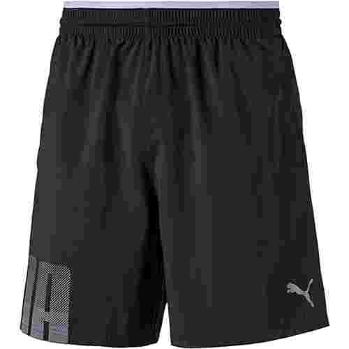 PUMA Collective Funktionsshorts Herren black