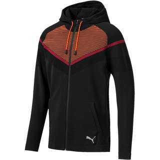 PUMA Reactive Funktionsjacke Herren black