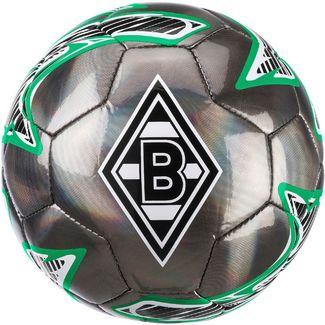 PUMA Borussia Mönchengladbach Miniball puma black-bright green-puma white