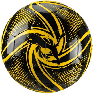 PUMA Borussia Dortmund Fußball puma black-cyber yellow