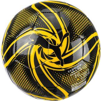 PUMA Borussia Dortmund Miniball puma black-cyber yellow