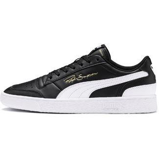 PUMA Ralph Sampson Sneaker Herren puma black-puma white-puma white