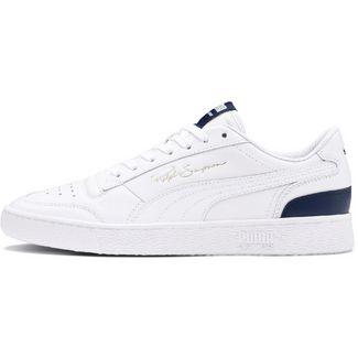 PUMA Ralph Sampson Sneaker Herren puma white-peacoat-puma white