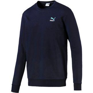 PUMA Classics Sweatshirt Herren peacoat