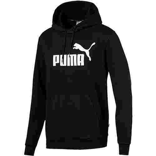 PUMA ESS Hoodie Herren puma black