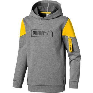 Hoodies von PUMA in grau im Online Shop von SportScheck kaufen
