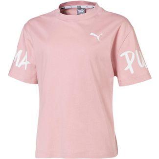 PUMA Alpha T-Shirt Kinder bridal-rose