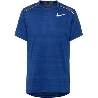 Nike Dry Miller Laufshirt Herren indigo force