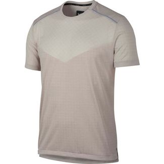 Nike Tech Pack Laufshirt Herren moon particle