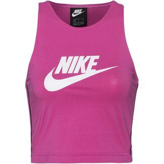 Nike Funktionstank Damen echo pink white im Online Shop von SportScheck kaufen