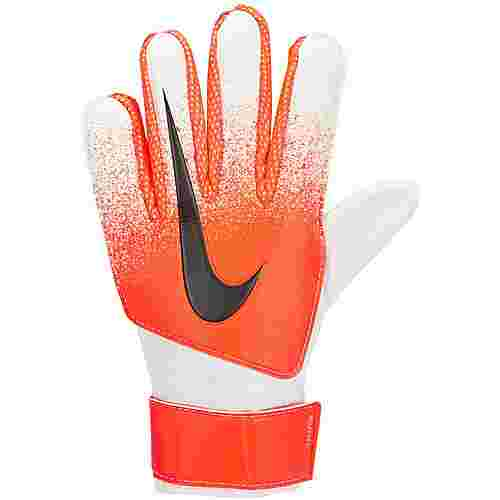 Nike NK GK MATCH JR-SU19 Torwarthandschuhe Kinder white-hyper crimson-white-black