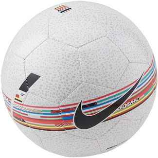 Nike CR7 Fußball white-multi-color-black