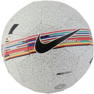 Nike CR7 Miniball white-multi-color-black