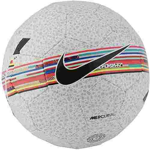 Nike CR7 Miniball white-multi-color-black