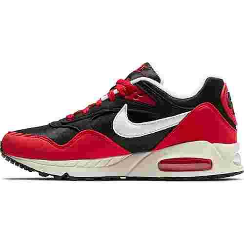 Nike Air Max Correlate Sneaker Damen black-white-university red