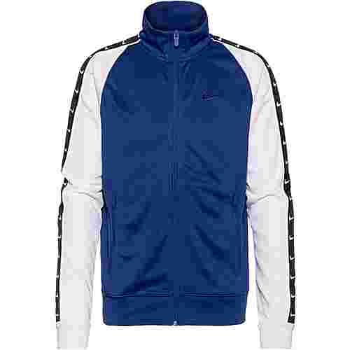Nike NSW Polyjacke Herren indigo force-white