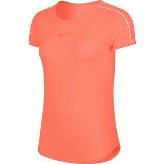 super popular 10a15 a6780 Nike W NKCT DRY TOP Funktionsshirt Damen orange pulse-white-white-orange  pulse