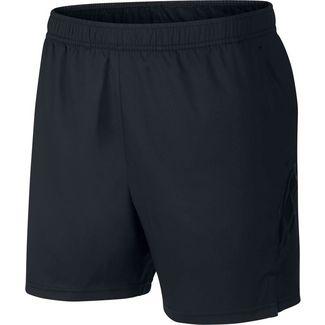 Nike M NK DRY 7IN Tennisshorts Herren black-black-black