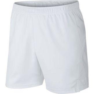 Nike M NK DRY 7IN Tennisshorts Herren white-white-white
