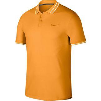 Nike M NKCT ADV Poloshirt Herren canyon gold-canyon gold
