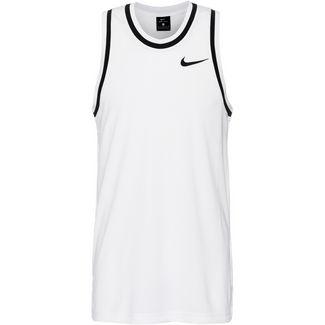 Nike Basketball Shirt Herren white-black