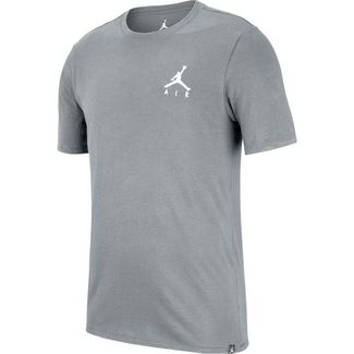 Nike Jumpman T-Shirt Herren carbon heather-white