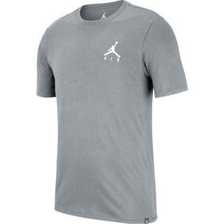 Nike Jumpman T-Shirt Herren carbon heather-white