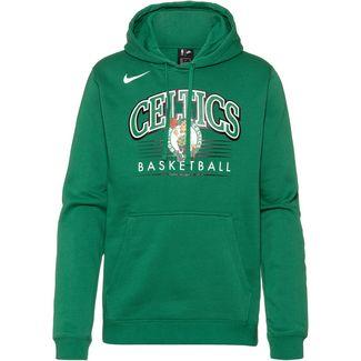 Nike Boston Celtics Hoodie Herren clover-clover