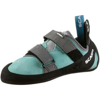 Scarpa Origin Kletterschuhe Damen green blue