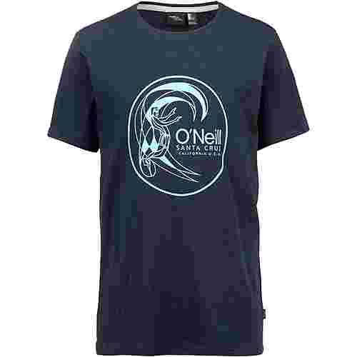 O'NEILL Circle Surfer T-Shirt Herren ink blue