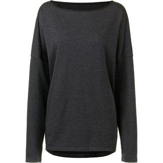 Arcteryx Nyara Sweatshirt Damen black heather