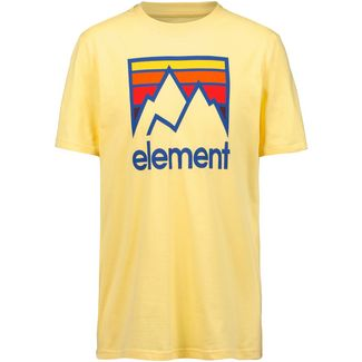Element Link T-Shirt Herren popcorn