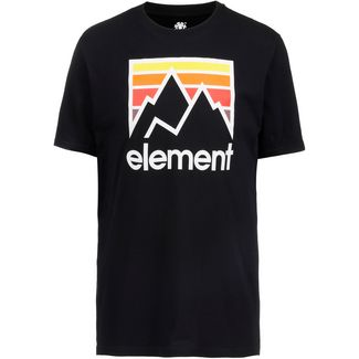 Element Link T-Shirt Herren flint black