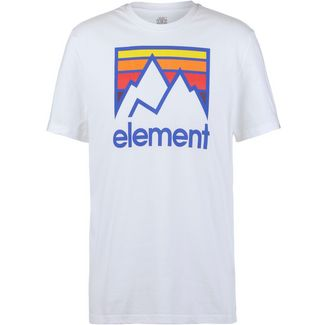 Element Link T-Shirt Herren optic white