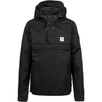 Element Barrow Windbreaker Herren flint black