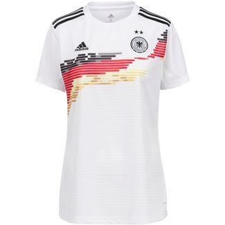 adidas DFB Frauen WM 2019 Heim Fußballtrikot Damen white e6653e0f4