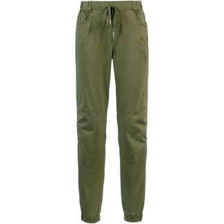 TOM TAILOR Cargohose Damen summer leaf green