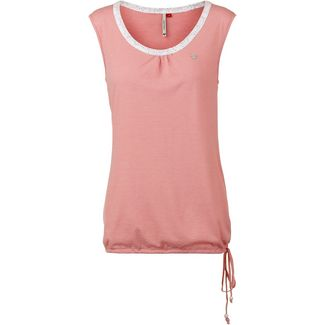 Ragwear Eireen Tanktop Damen dusty red